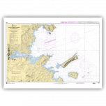 SHOM 7189 Golfes d'Olbia et d'Aranci - Iles Tavolara et Molara
