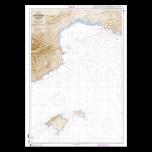 SHOM 7203 Des îles Baléares (Islas Baleares) à Marseille