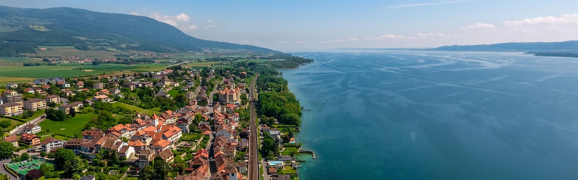 Examen du permis bateau au lac de Neuchâtel